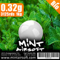 Mint Airsoft 0.32g Biodegradable BBs 3125 Rounds, White