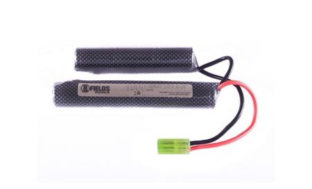 8 Fields 8.4V 1600mAh NiMH Crane Type Battery, Tamiya Mini Connector