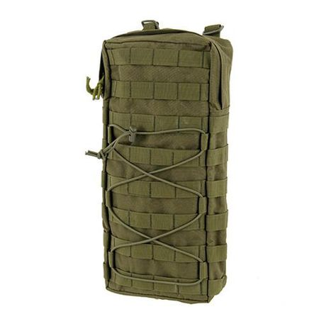 8 Fields Hydration Carrier with Shoulder Straps and PALS Attachment, OD