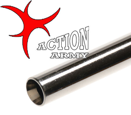 Action Army 6.01mm Steel Coated Precision Inner Barrel for VSR-10 Series (300mm)