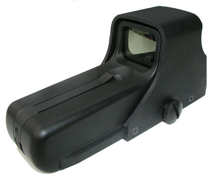 ACM Holo 552 Red Dot Sight, Black
