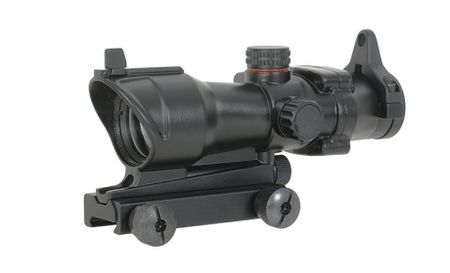 ACM TA01NSN ACOG Red Dot Sight Scope (LR44 Battery)