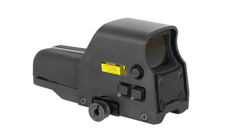 ACM Holo 557 Red Dot Sight, Black (with AAA Batteries)