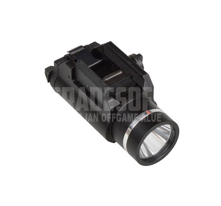 ACM TLR Tactical LED Flashlight, Black
