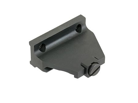 ACM Offset Rail Mount for Aimpoint Micro T-1 Red Dot Sight, Black