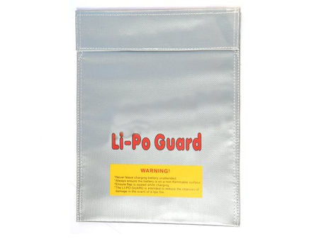ACM LiPo Safe Battery Charging Bag 18x22cm