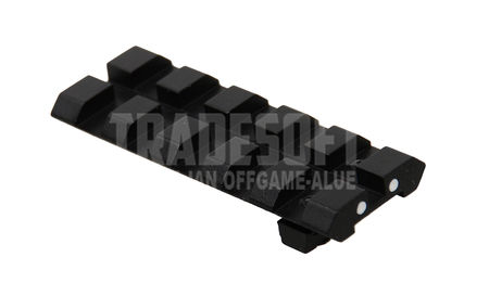 APS Sight Rail for ACP/Glock Series