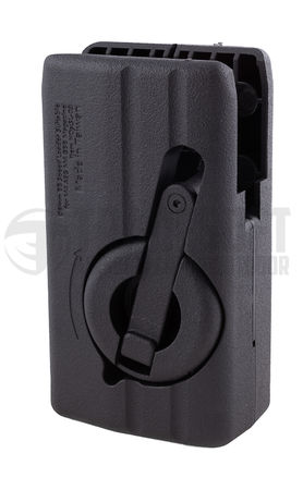 ARES SL-03 Rotational BB Speed Loader, Black (350 Rounds)