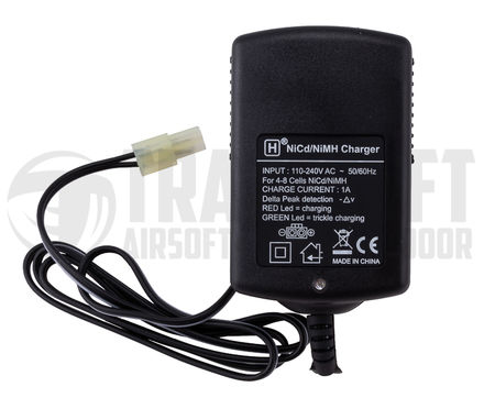 ASG Smart Charger for NiCd/NiMH Batteries with Tamiya Mini Connector
