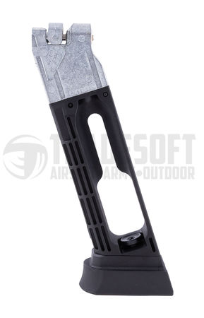 ASG/KJ Works NBB Gas Pistol CO2 Magazine for CZ 75 and SP-01 Shadow (15 Rounds)