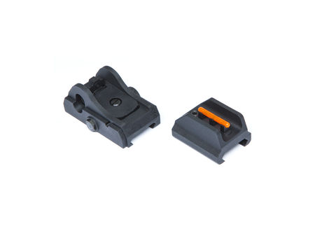 ASG Scorpion EVO 3 A1 Iron Sights