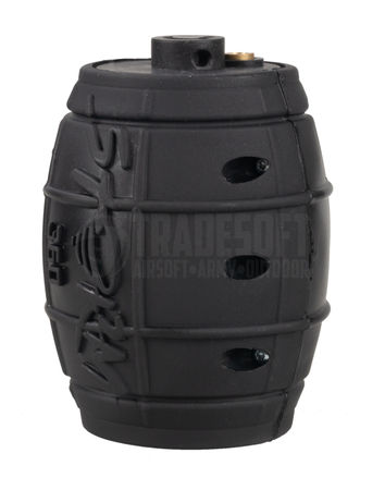 ASG Storm Gas-Powered BB Grenade, Black
