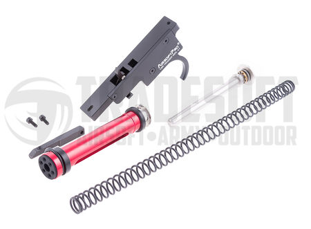 AirsoftPro 90 Degree Metal Trigger Group Assembly Set Gen. 4.1 for VSR Series (MB-02/03/07/10/11/12)