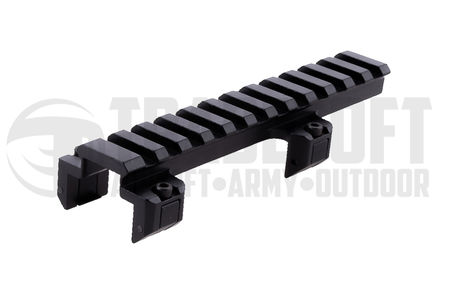 Jing Gong Low Profile Sight Rail for G3/MP5 Series (Long)
