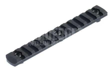 Big Dragon Aluminum M-LOCK Rail Section, Black (5.5 Inches)
