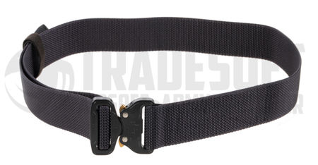 Bayonet Combat Belt with Cobra Buckle, Black