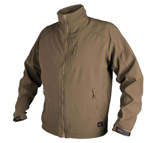 Helikon Delta Soft Shell Jacket, Coyote Brown