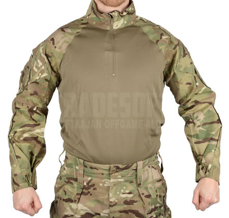 British PCS UBACS Combat Shirt, MTP