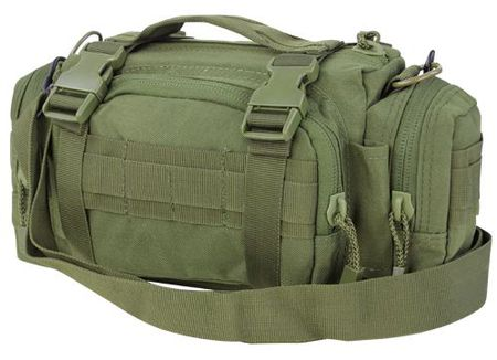 Condor Deployment Bag with PALS Attachment, OD