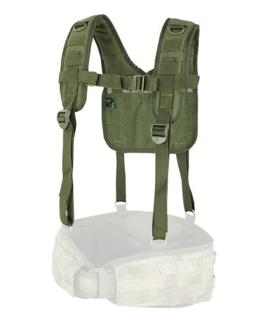 Condor Padded H-harness, OD