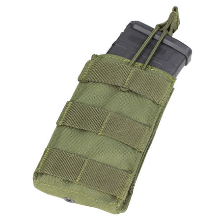 Condor Open-Top Single Magazine Pouch for One M4/M16 Mag, OD