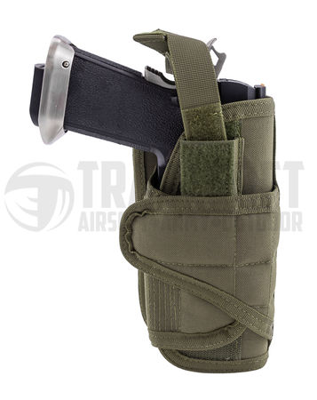 Condor Vertical Holster for Pistol, OD
