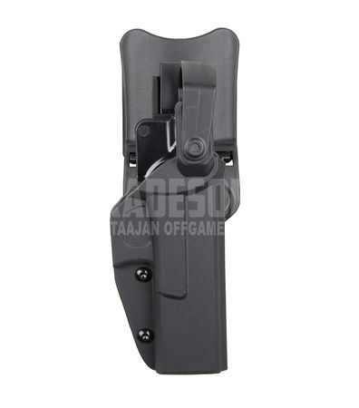 Cytac Hard Level 3 Duty Holster, G17/18C/19/23F/34