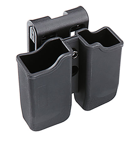 Cytac Hard  Double Magazine Pouch for Two Pistol Mags, Beretta M92, P226