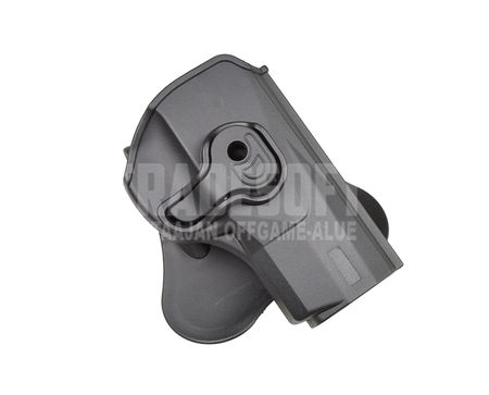 Cytac Hard Adjustable Holster with Paddle Platform for Beretta Px4