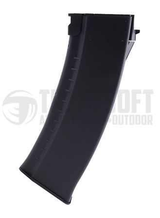 CYMA Hi-Cap Magazine for AK74 Series, Black (500 Rounds)