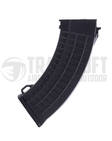 CYMA Waffle Hi-Cap Magazine for AK Series, Black (550 Rounds)