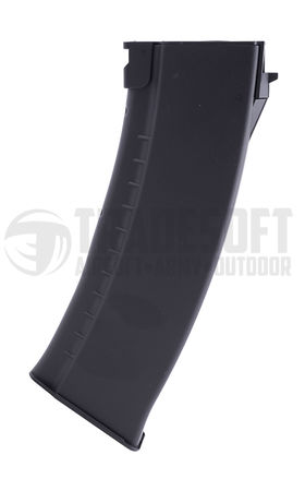 CYMA Mid-Cap Magazine for AK47 Series, Black (150 Rounds)