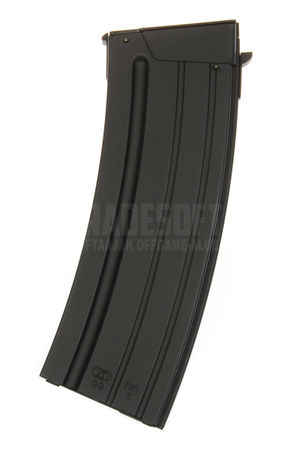 CYMA Steel Mid-Cap Magazine for Galil (110 Rounds)
