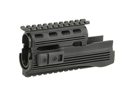CYMA RIS Hand Guard for AKS Series, Black