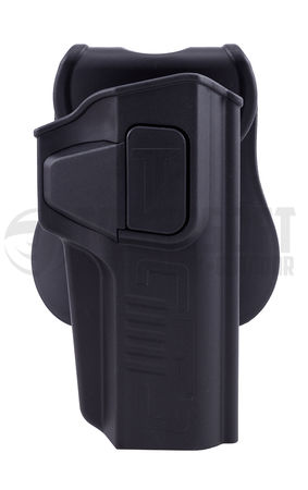 Cytac Hard Adjustable Holster with Paddle Platform for M1911