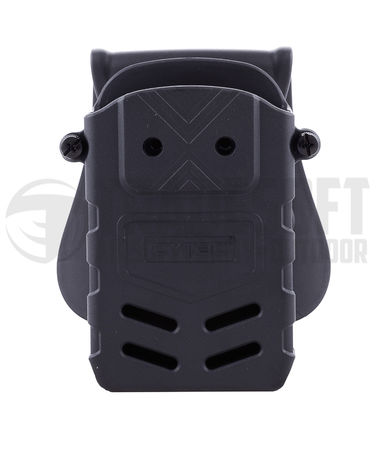 Cytac Hard Adjustable Magazine Pouch for One M4/M16 Mag
