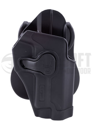 Cytac Hard Adjustable Holster with Paddle Platform for P226
