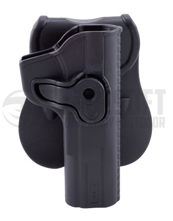 Cytac Hard Adjustable Holster with Paddle Platform for TT-33