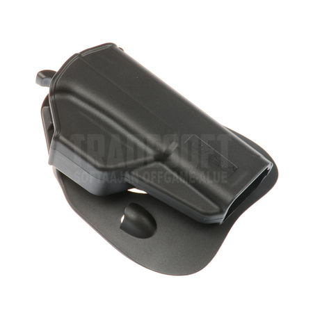 Cytac Hard T-Thumbsmart Holster with Paddle Platform for G17/18C/19/23F/34