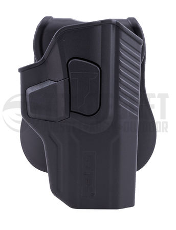 Cytac Hard Adjustable Holster with Paddle Platform for H&K USP