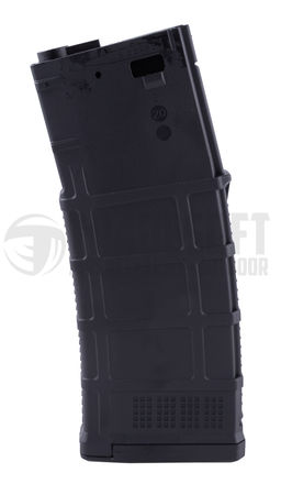 D-Day Polymer Mid-Cap Magazine for M4/M16 Series, Black (120/30 Rounds)