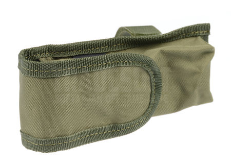 Emerson Strap-on Battery Bag for Gun Stock, Green