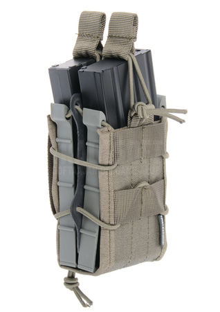 Emerson TACO Single Magazine Pouch for Two Rifle Mags, Foliage (Gen. 2)