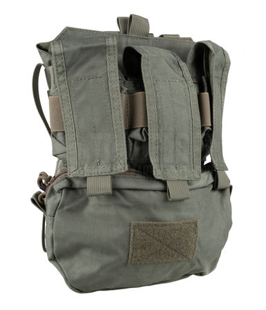 Emerson Assault Back Panel with PALS Attachment, Foliage