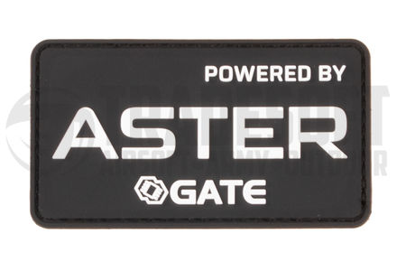 GATE ASTER 3D Rubber Patch