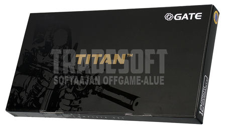 GATE TITAN™ V2 Advanced Drop-In MOSFET/Microcontroller Unit (Front Wired)
