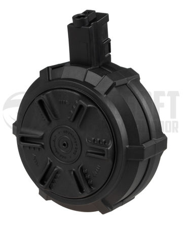 G&G Mechanical Drum Magazine for MP5 Series (1500 Rounds)