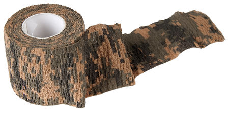 Helikon Self-Clinging Camouflage Tape, Digital Woodland