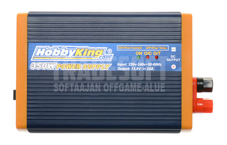 Hobbyking 350W Power Supply with Two Outputs