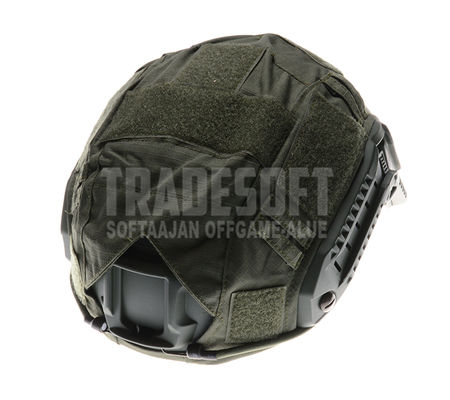 Invader Gear FAST Helmet Cover, OD
